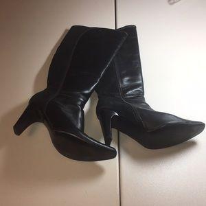 6b86fb789 Dansko leather shoes K Bisou Bisou Strappy heels Bijou leather boots ...